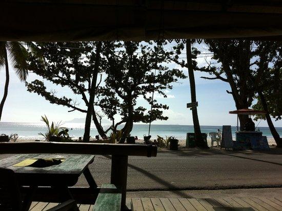 Boat House : vista dal ristorante