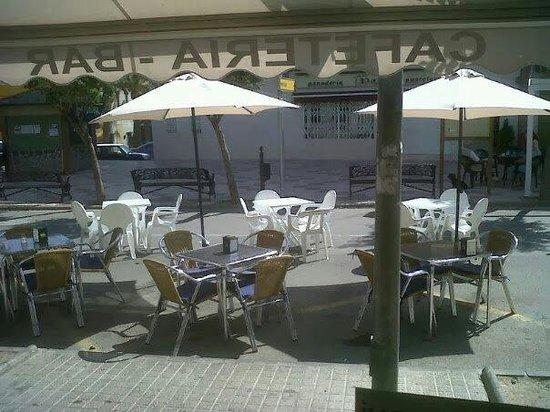 Cafeteria club municipal de convivencia