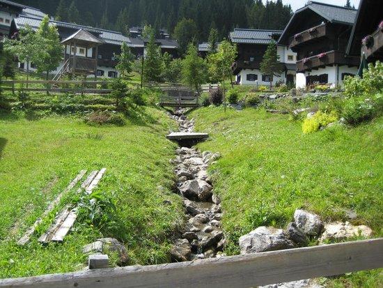 Alpenhotel Marcius: Appartements, die zum Hotel gehören