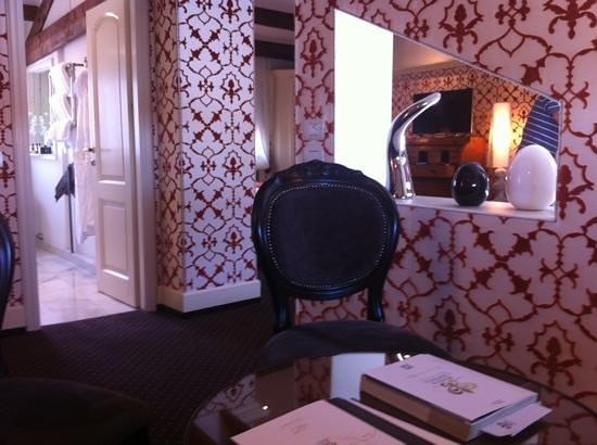 Hotel Londra Palace: suite 502