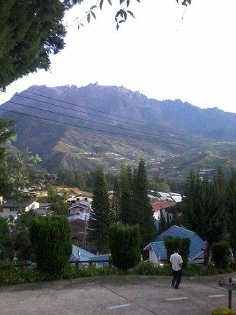 Kinabalu Pine Resort : View from Room N4