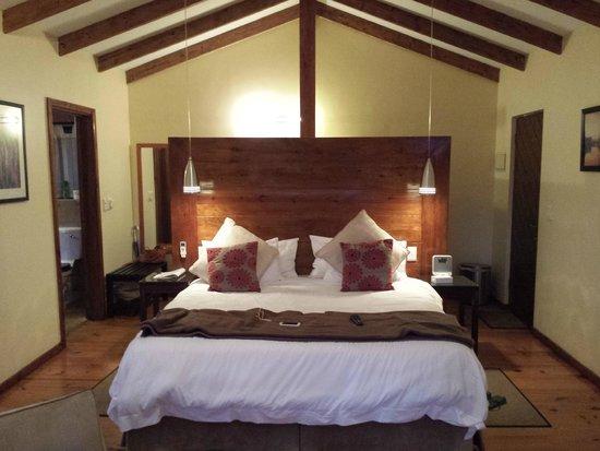 Elephant Hide of Knysna Guest Lodge: Bedroom