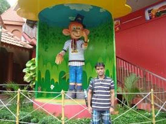 Plant Nursery Picture Of Wonderla Amusement Park Kochi