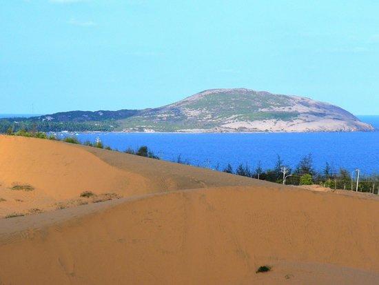 Red Dunes : Dune rosse Mui NE
