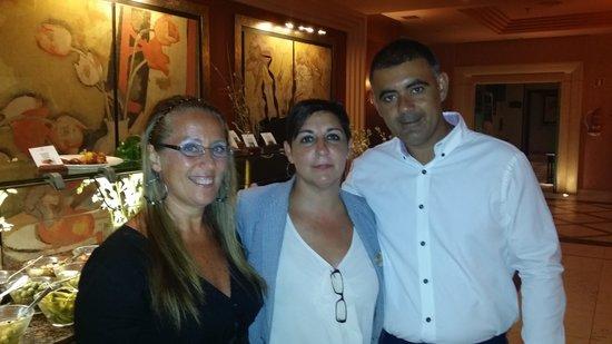 Gran Hotel Elba Estepona & Thalasso Spa: Siempre atenta
