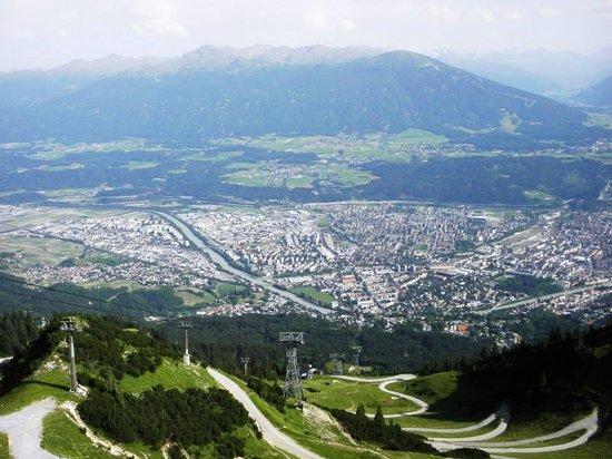 Innsbrucker Nordkettenbahnen: Innsbruck