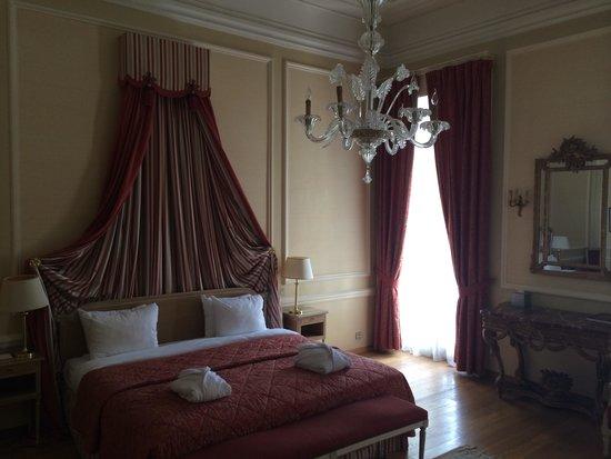 "Hotel Metropole: Room.  ""Jr. Suite"""