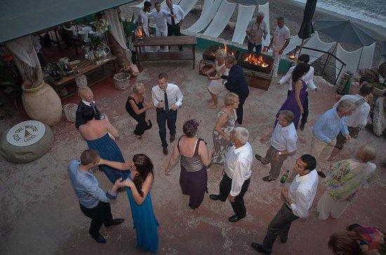 Our wedding at Eco Del Mare