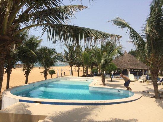 Hotel Tahiti: Pool