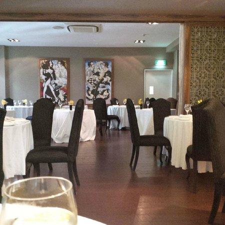 Senso Ristorante and Bar: interior 1