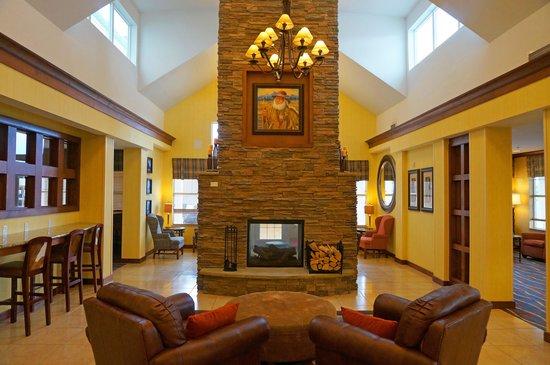 Residence Inn by Marriott Billings: Lobby area