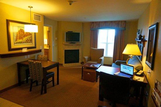 Residence Inn by Marriott Billings: Room interior