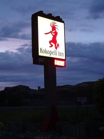 Kokopelli Inn : Entrée