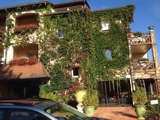 Les Trois Soleils de Montal: Lovely hotel in a fabulous setting!