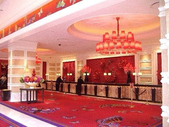 Encore At Wynn  Las Vegas: Reception