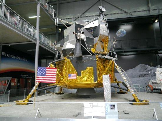 Technik-Museum Speyer: Lunar landing craft
