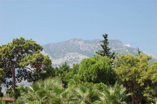 Sultan Beldibi : montagne