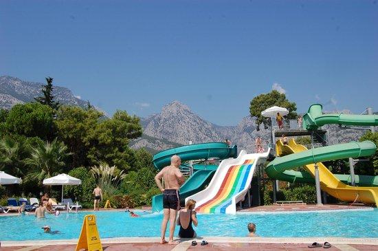 Sultan Beldibi : piscine