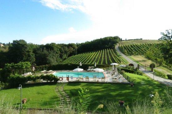 Agriturismo La Lucciolaia: swimming pool