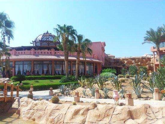 Park Inn by Radisson Sharm El Sheikh Resort: Widok na restaurację
