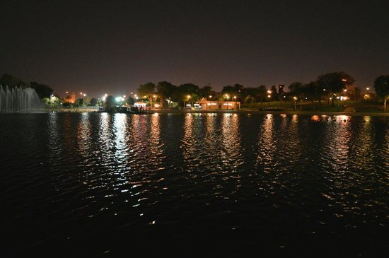 Salam Park : Night view
