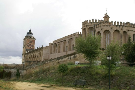 Santiponce, Espagne : Exterior
