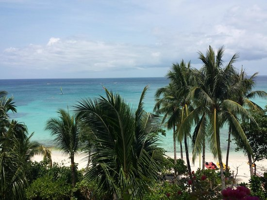 Shangri-La's Boracay Resort & Spa: view from room