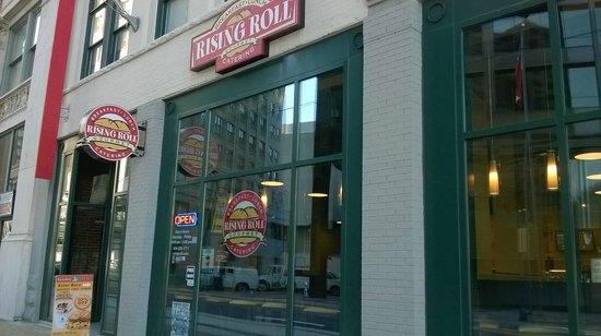 Rising Roll Gourmet