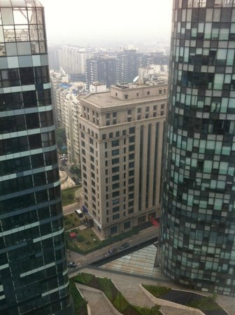 Ascott Raffles City Beijing: from 27th floor