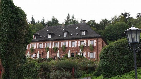 Der Schafhof Amorbach: Main Hotel Building