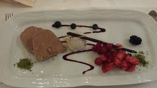 Der Schafhof Amorbach: Pudding creation
