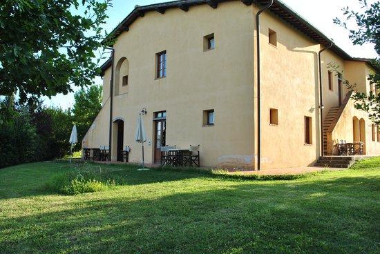 Borgo dei Lunardi: L'appartement au rez-de-chaussée