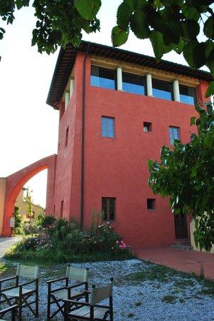 Borgo dei Lunardi: La résidence