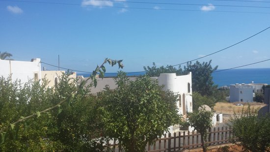 Esperides Villas: View from our balcony