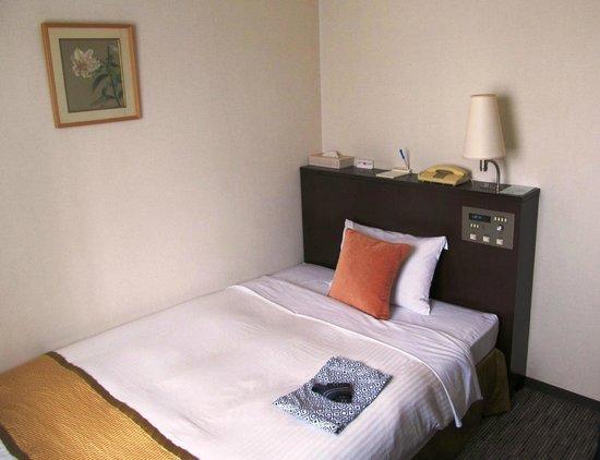 Hotel Mariners' Court Tokyo: В номере