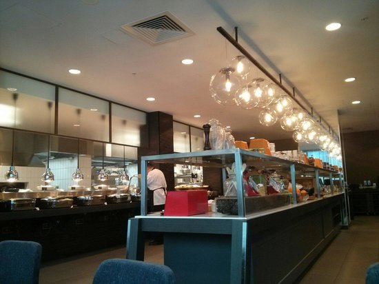 Rydges Sydney Airport Hotel: Breakfast buffet