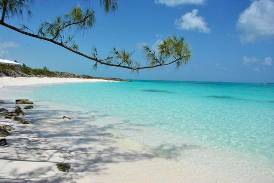 Forbes Hill Picture Of Exuma Beach