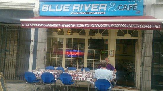 Blue River Cafe