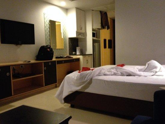 Admiral Premier Bangkok by Compass Hospitality: Standard room
