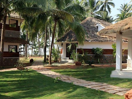 Malabar Ocean Front Resort and Spa: Malabar Resort