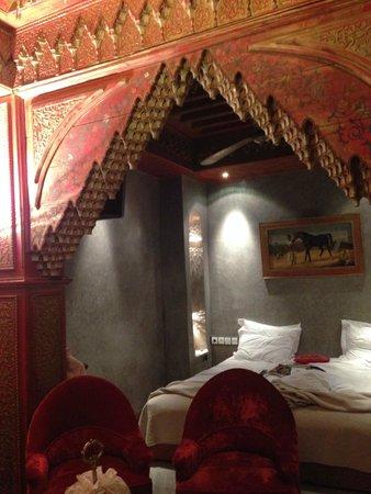 La Sultana Marrakech: chambre