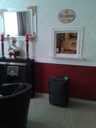 Hotel Tagungshaus Tiergarten : reception