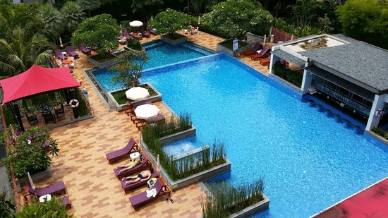 Peach Hill Hotel & Resort: Excellent, family friendly pools