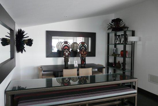 Chambres d'hotes Maxana: Frühstücksraum