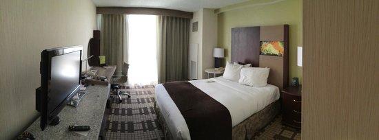 Panoramic photo of Room 713