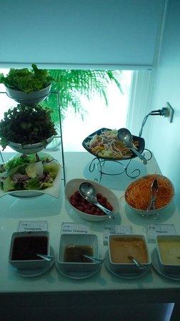 Bangkok Hotel Lotus Sukhumvit : 非常豐富的早餐!