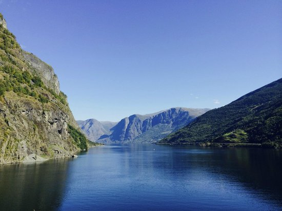 The Flam Railway: Nordfjord