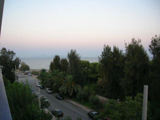 Palmyra Beach Hotel : Palmyra Balcony View