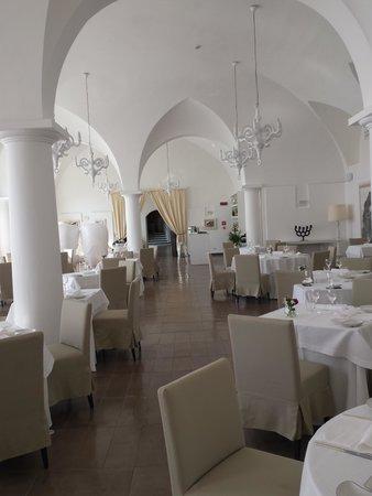 NH Collection Grand Hotel Convento di Amalfi: the restaurant inside
