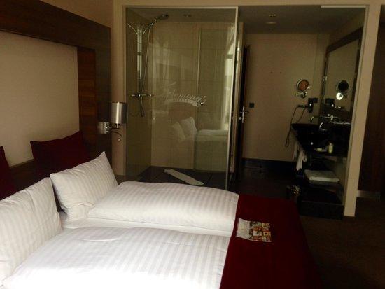 Fleming's Deluxe Hotel Wien-City: Habitación